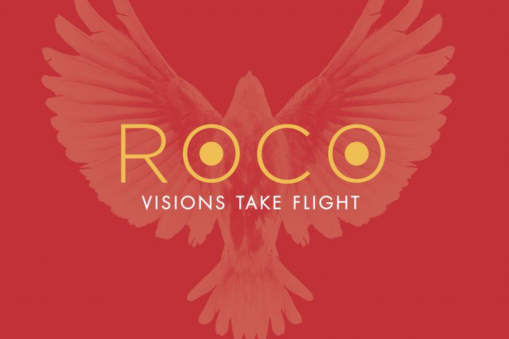 Visions Take Flight:  ROCO's first commercial recording is released!