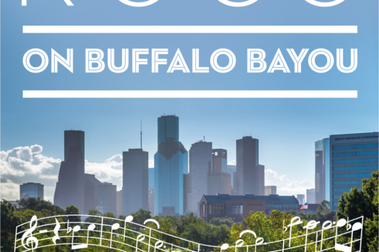 A Virtual Soundtrack:  ROCO on Buffalo Bayou